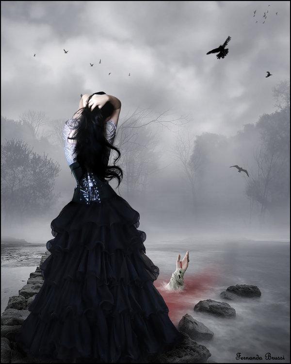 El dolor que ocaciones, me hace pensar que la muerte es nuestra separacion
