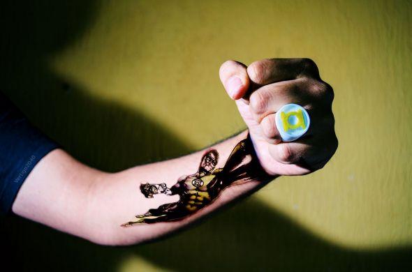 tatuaje anillo